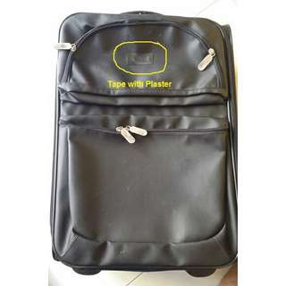 "Used 20"" Luggage Bag (2 Wheels)"