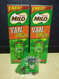 Milo Tin Van x 3 sets