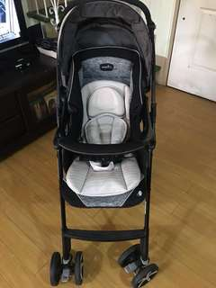 Lightweight Easy Fold & Unfold Stroller