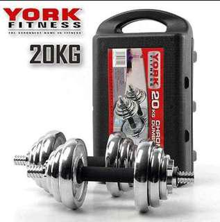 York Dumbell