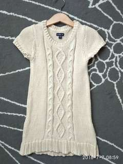 Baby Gap Cable Knit Dress