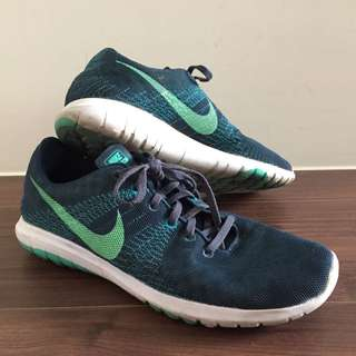 Nike Flex Fury 慢跑鞋 US 9