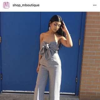 M Boutique/Mendocino jumpsuit