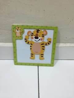 Magnetic Jingsaw Puzzle - Tiger