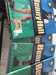 🚚 benny hill dvd