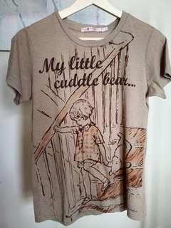 Disney Print Tshirt