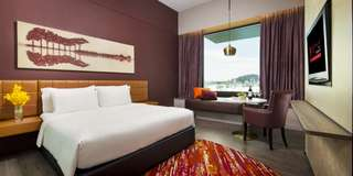 Hari Raya staycation 22 August RWS Hard Rock Hotel