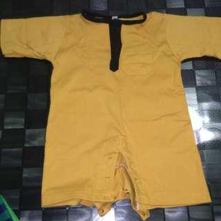 2 set Baju Kurung / Romper