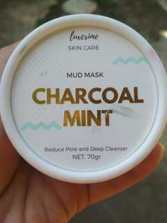 Mudmask charcoal mint by luxcrime