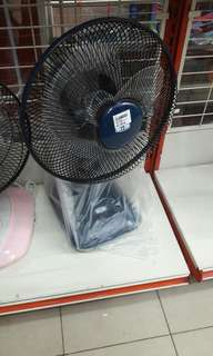 Standing fans new one, if RM170 for one, buy one free one