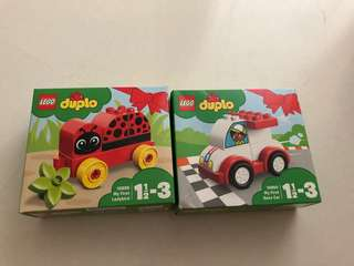 Today's special deal of the day: duplo bundle deal