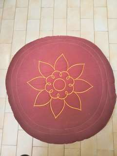 Meditation cushion 28cm diameter