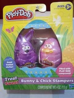 Play-Doh Bunny & Chicks Stampers Toy