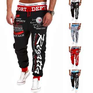 Olahraga celana jogger import