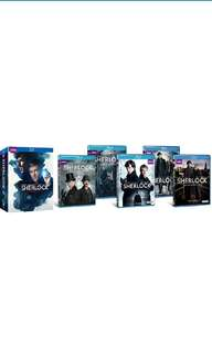 🚚 Sherlock Holmes Completed Series Bluray