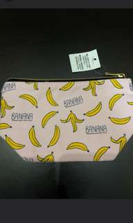 Pouch banana