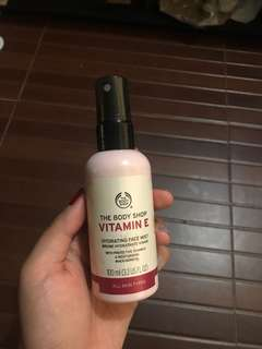The Body Shop Vitamin E Hydrating Face Mist