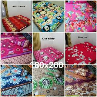 Sprei Bed Cover Murahhh