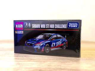 Subaru wrx Sti 11 Nbr challenge