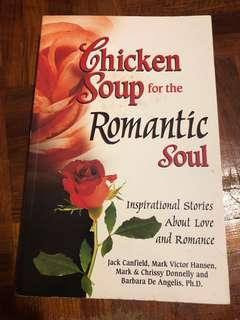 Chicken soup for romantic soul