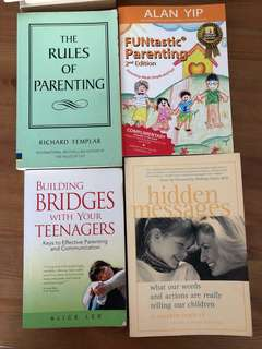 Non-fiction books on parenting