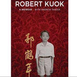 [BN Instock] Robert Kuok: A Memoir (Hardback)