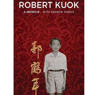 [Instock] Robert Kuok: A Memoir (Hardback)