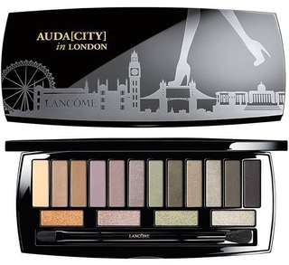 🚚 Brand New Lancôme Audacity in London Eyeshadow Palette