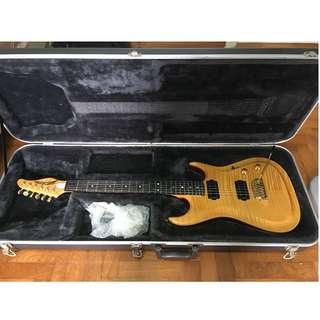Boutique High-End Guitar - Zion Classic Maple