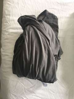 Bed sheet ( used 5 times )