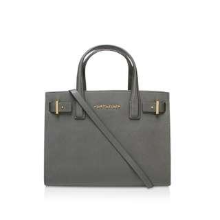 全新 I T Kurt Geiger Saffiano London Toto Bag 手挽袋 側揹袋 原價$2999