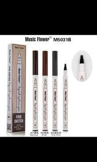 🚚 Natural Look Eyebrow Hairline Pen