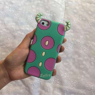 IPHONE 5/5S SOFTCASE