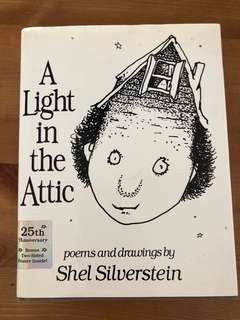 A Light in the Attic - poems and drawings by Shel Silverstein