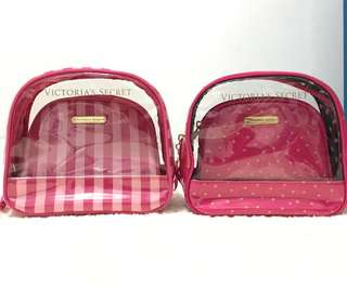 Victoria's secret 2 in 1 cosmetic pouch