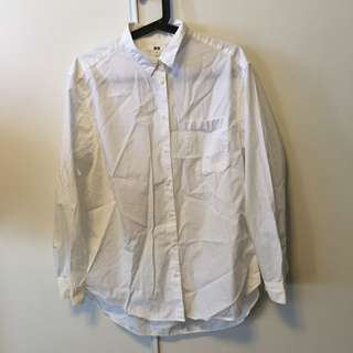 UNIQLO Button-Up Shirt
