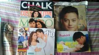 KATHNIEL Magazines and merch