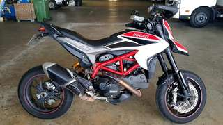 Used 2016 Ducati Hypermotard 821 SP
