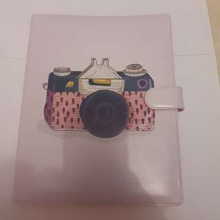 Binder Kamera 26ring B5