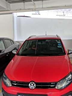 Volkswagen CrossPolo 1.2 Auto TSI DSG