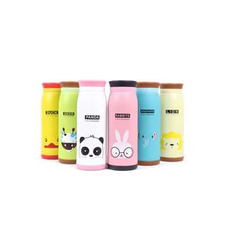 Termos Stainless (Cute Animal Stainless Thermos)