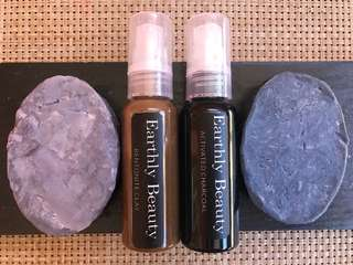 Bentonite Clay face serum
