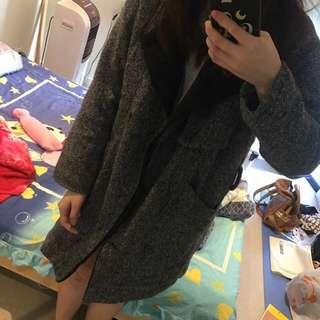 Korean boutique jacket for winter size M