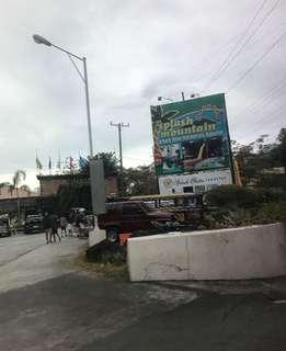 379 Sq. Meter Double Corner Lot Los Baños Laguna