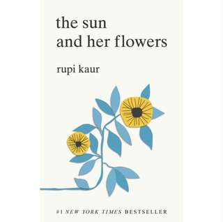 [BN instock] The Sun and Her Flowers by Rupi Kaur