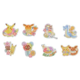 [PO] Pokemon Center Exclusive Assorted Seal Pokemon's TROPICAL SWEETS