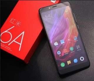 Xiaomi Redmi 6 A black, Xiaomi Redmi brand