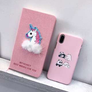 We Bare Bears Hard Case for IP6/6S (ONHAND)