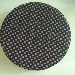 Fabric Boxes Round Box