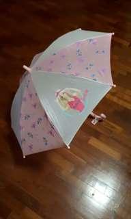 Barbie Umbrella for Little Girls